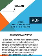 PENJADWALAN_PROYEK-materi13