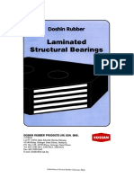 Laminated Structural Bearings