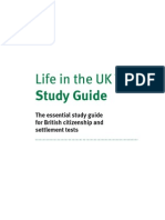 Extracts From Life in the UK Test-Study Guide (Red Squirrel Publishing)