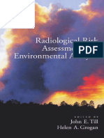 Till & Grogan (Eds) Radiological Risk Assessment and Environmental Analysis