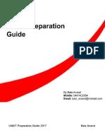 UMAT Preperation Guide