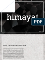 Himayat Doon School magazine  #