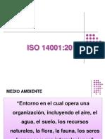 Tema 3. Medio Ambiente Iso 14001