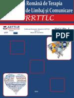 Revista Nr. 1 Rrttlc_nr1_2015