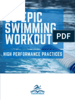 33 Epic Swimming Workouts 1