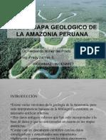 Nuevo Mapa Geológico de La Amazonia Peruana