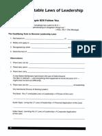 The 21 Irrefutable Laws of Leadership - John Maxwell.pdf