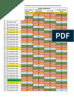 Jadwal Kampanye Pemilihan Bupati Balangan PILKADA 2015