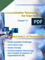 Communication Technology in the Organization