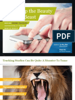 Brand Tracking Study Mobile Success