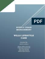 SCM2_Group5_Wills Lfestyle.docx