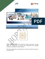 MRx18 - Guía de Actualización de Software a La v3.0