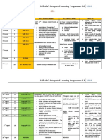 ILP 2018- 3 Months Sample Plan(1)