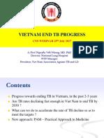 Dr Nguyen Viet Nhung's presentation in #endTB Webinar