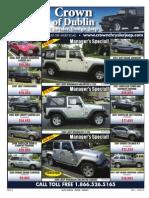 Crown Chrysler Jeep Kia  - Issue 16