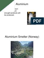 Non Ferrous PPT