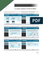 Como configurar un modem inalámbrico TP-LINK TD-W8901G.pdf