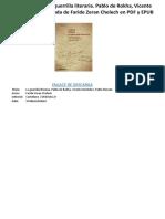 La guerrilla literaria. Pablo de Rokha, Vicente Huidobro, Pablo Neruda de Faride Zeran Chelech.pdf