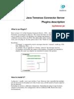 Java TC Server PI-tcplistener