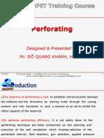 C4 Perforating
