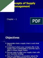 Ch1 - Supply Chain