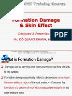 C5 Formation Damage