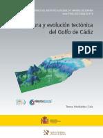 Estructura y evolución tectónica de la Bahía de Cádiz