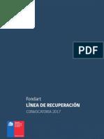 Base Fondart Recuperacion Nacional 2017