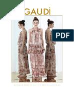 Gaudi Donna Lookbook Fashion SS14