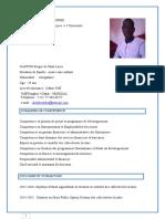 CV cheikh
