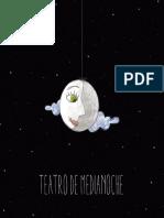 Dossier PDF de Teatro de Medianoche