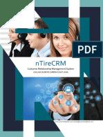 NTireCRM - Customer Relationship Management Software