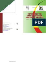 Land Registration Procedures
