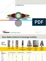 Base Station Antenna Systems - Antenna Theory