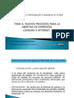 Comunicacion y participacion ciudadana en la red Tema6