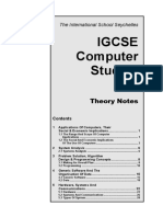 O Level Computer Science Notes