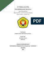 TUTORIAL KLINIK Patofisiologi Telinga