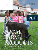 2017 Chester County Local Farm Products Guide