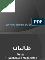 Geopoliticas Asiaticas