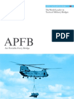 Air Portable Ferry Bridge