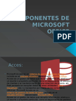 Componentes de Microsoft Office.pptx Diapositiva
