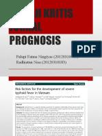 Telaah Kritis Jurnal Prognosis