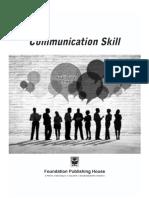 Communication Skills I-II