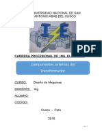 Componentes Externas Del Transformador de Distribucion (Autoguardado)