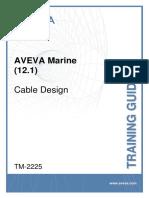 TM-2225 AVEVA Marine (12.1) Cable Design Rev 2.0