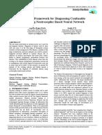 An Improved Framework for Diagnosing Confusable Diseases Using Neutrosophic Based Neural Network