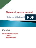 2.Sistemul Nervos Central