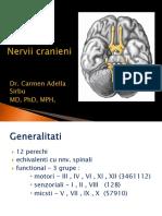NEURO Nervii Cranieni