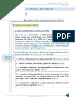 Leg. Específica _ Artigo 3-14-09 Prof. Ismael