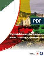 Potencial de energias renováveis